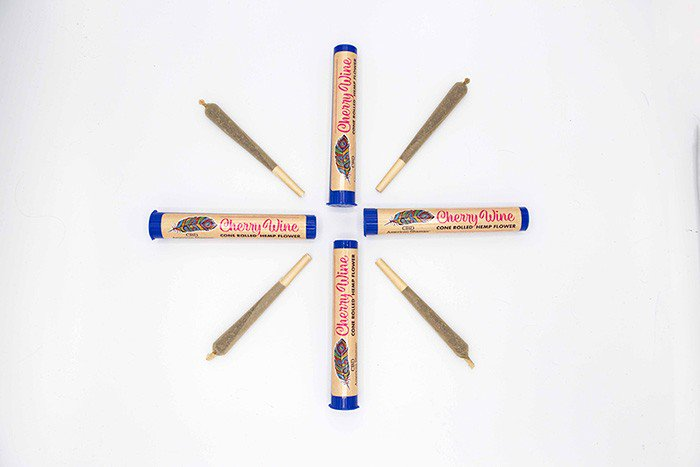 American Shaman CBD Joints