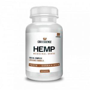 CBD Essence Hemp Capsules/Pills
