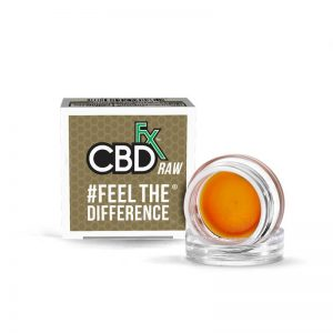 cbdfx wax concentrated dabs