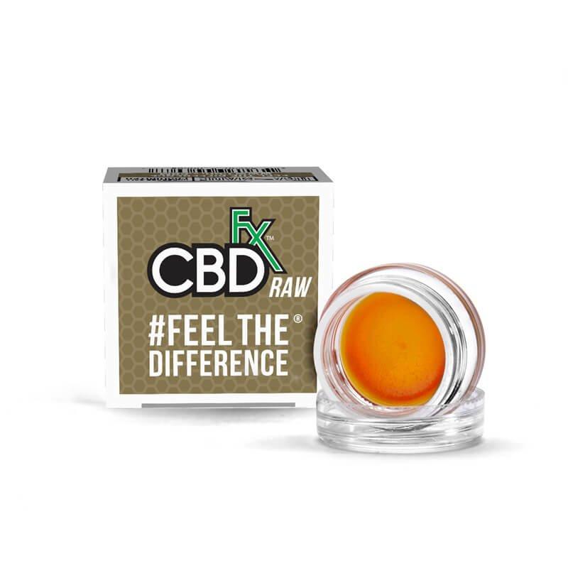 CBDfx CBD Wax Dabs
