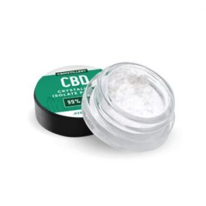 CBDistillery isolate powder