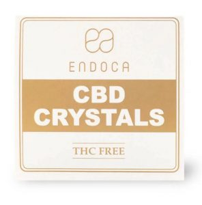 Endoca Cannabis Crystals