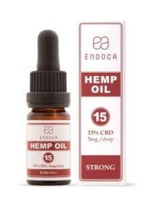 Endoca CBD Oils