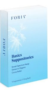 Foria Suppositories