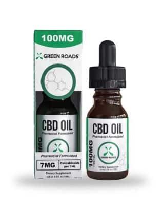 Green Roads CBD Oil for Nausea