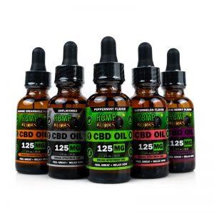 HB CBD Oil