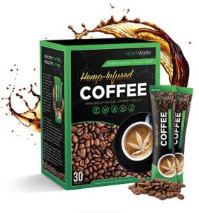 HempWorx CBD Infused Coffee
