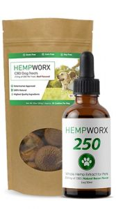 HempWorx CBD Treats for Dogs