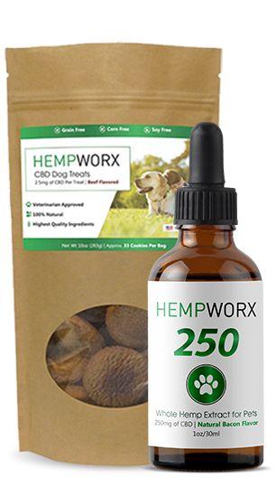 HempWorx Treats for Pets