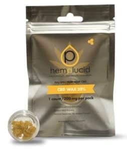 Hemplucid Best CBD Wax