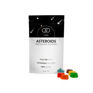 Infinite CBD Atseroids Isolate Gummies