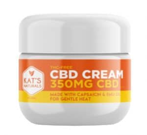 Kat's Naturals CBD Cream