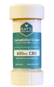 Kat's Naturals Professional CBD Cream