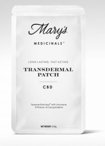 mary's medicinals cbd tincture review