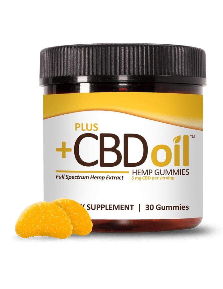 Plus CBD Oil hemp gummies