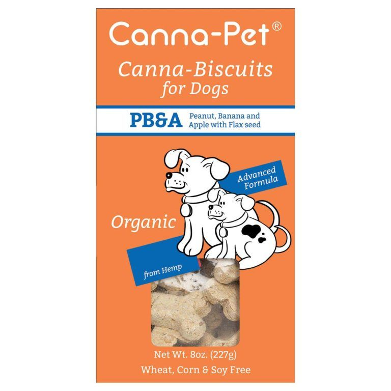 Canna-Pet Treats for Dogs