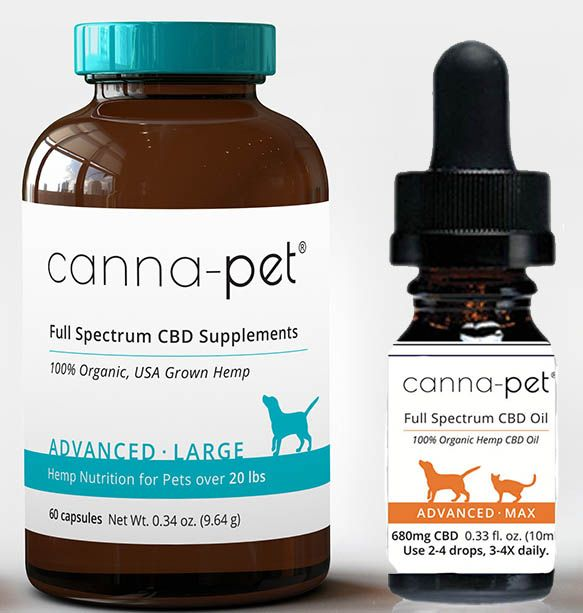 Canna-Pet for Horses