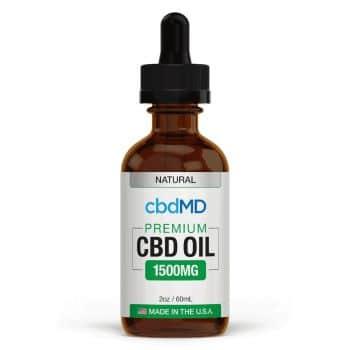 cbdMD ADHD Oil