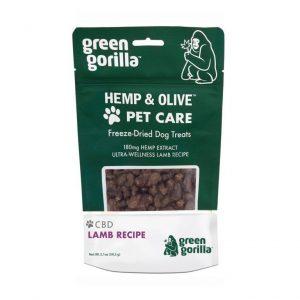 Green Gorilla CBD for Pets