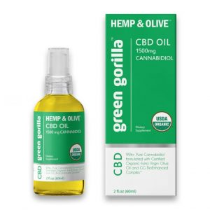 Green Gorilla Hemp and Oil Products