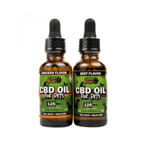 Hemp Bombs CBD Oil for Pets