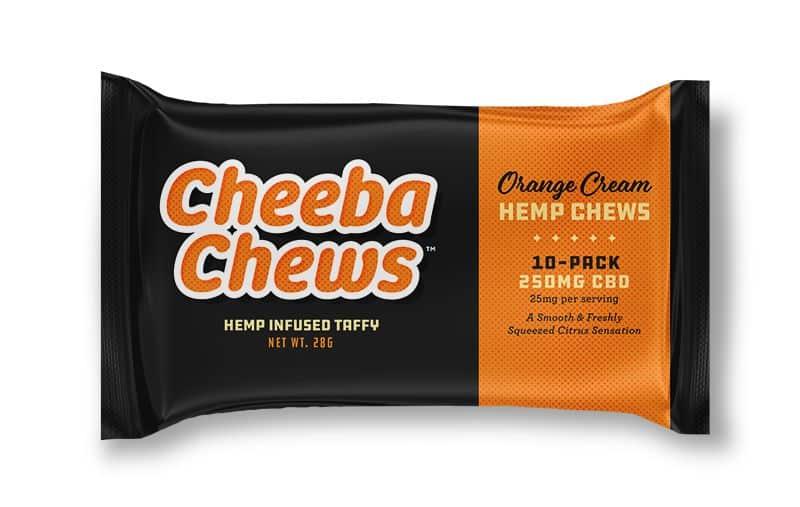 Cheeba Chews Quad Dose