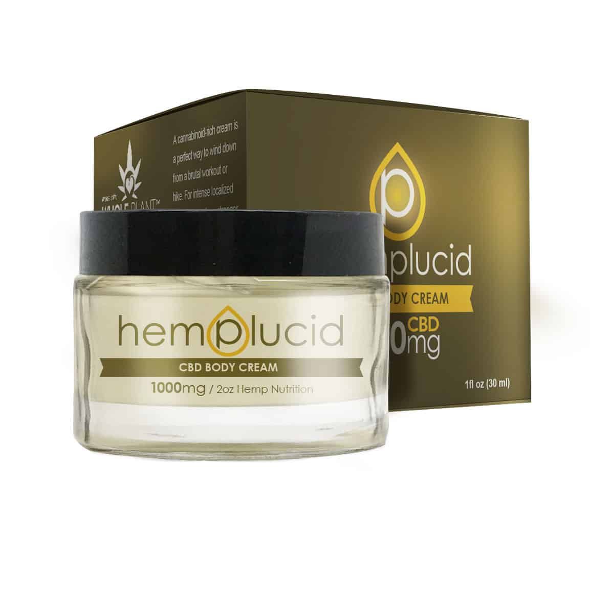 HempLucid Best CBD Lotion