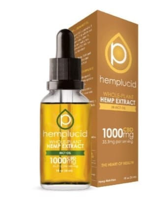 Hemplucid ISOTERP CBD