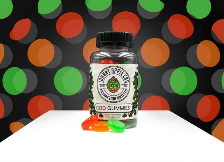 Johnny Apple CBD Gummies