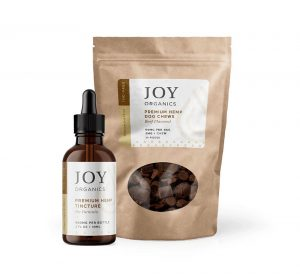 Joy Organics CBD Pet Products