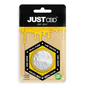 JustCBD Isolate