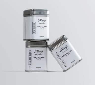 Mary's Medicinals distillate vape kit