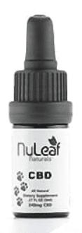 NuLeaf Naturals Full-Spectrum Pet CBD Oil