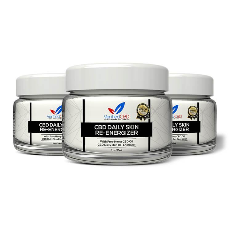 Verified CBD Topical Cream