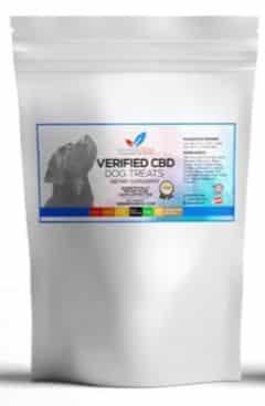 Verified CBD Dog Treats