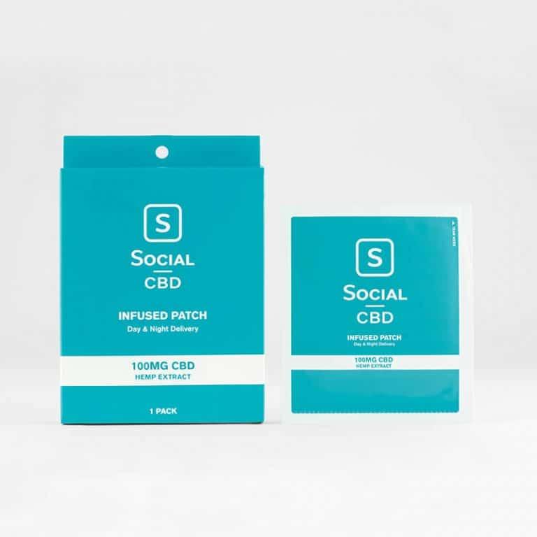 Social CBD Patches