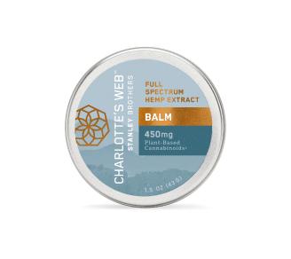 Charlotte's Web Hemp-Infused Balm with CBD