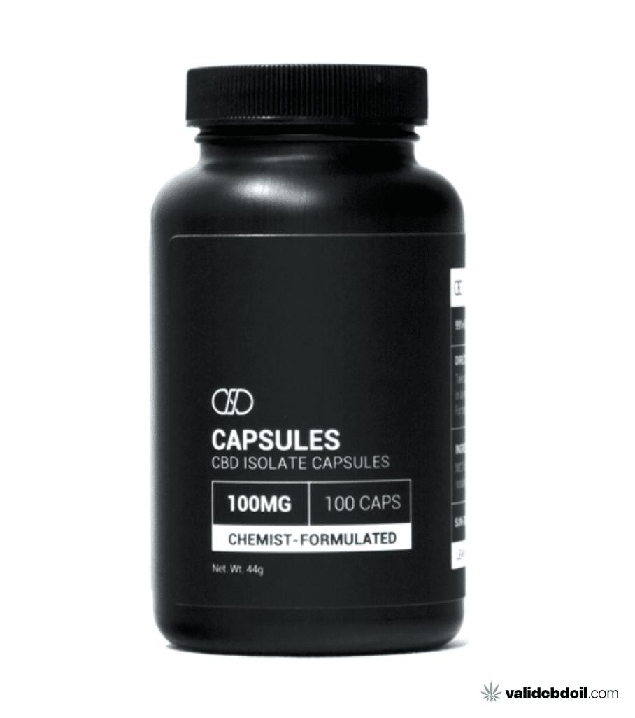 Infinite CBD Capsules