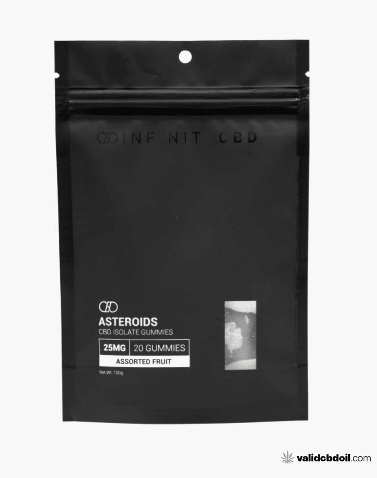 Infinite CBD Atseroids Isolate Gummies