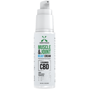 Green Roads Muscle & Joint Relief CBD Cream