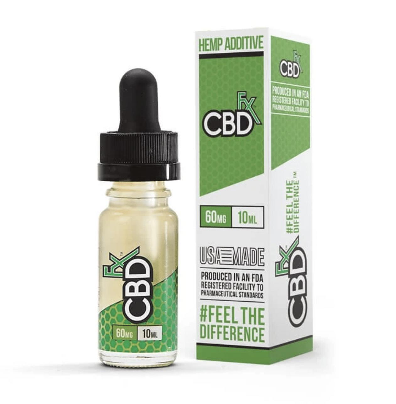 CBDfx CBD Vape Oil