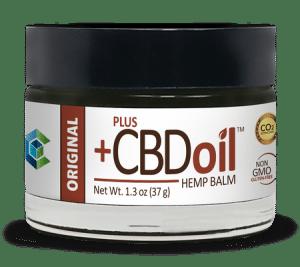 PLUS CBD Oil Balm