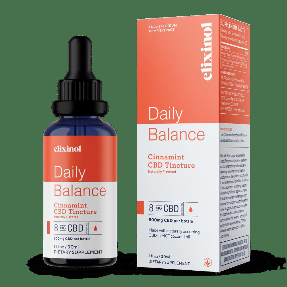 Elixinol Daily Balance Tincture