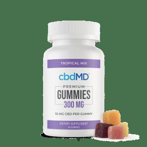 Review of cbdMD Gummies