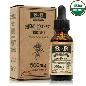R + R Medicinals Tinctures Reviews