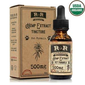 R + R Medicinals Pet Products