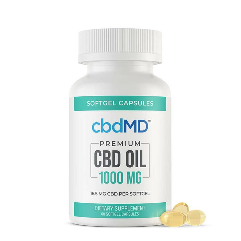 cbdMD Capsules