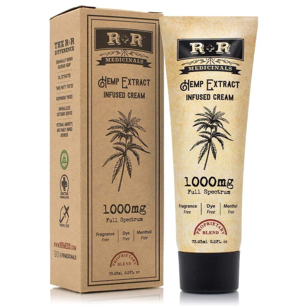 R + R Medicinals Cream