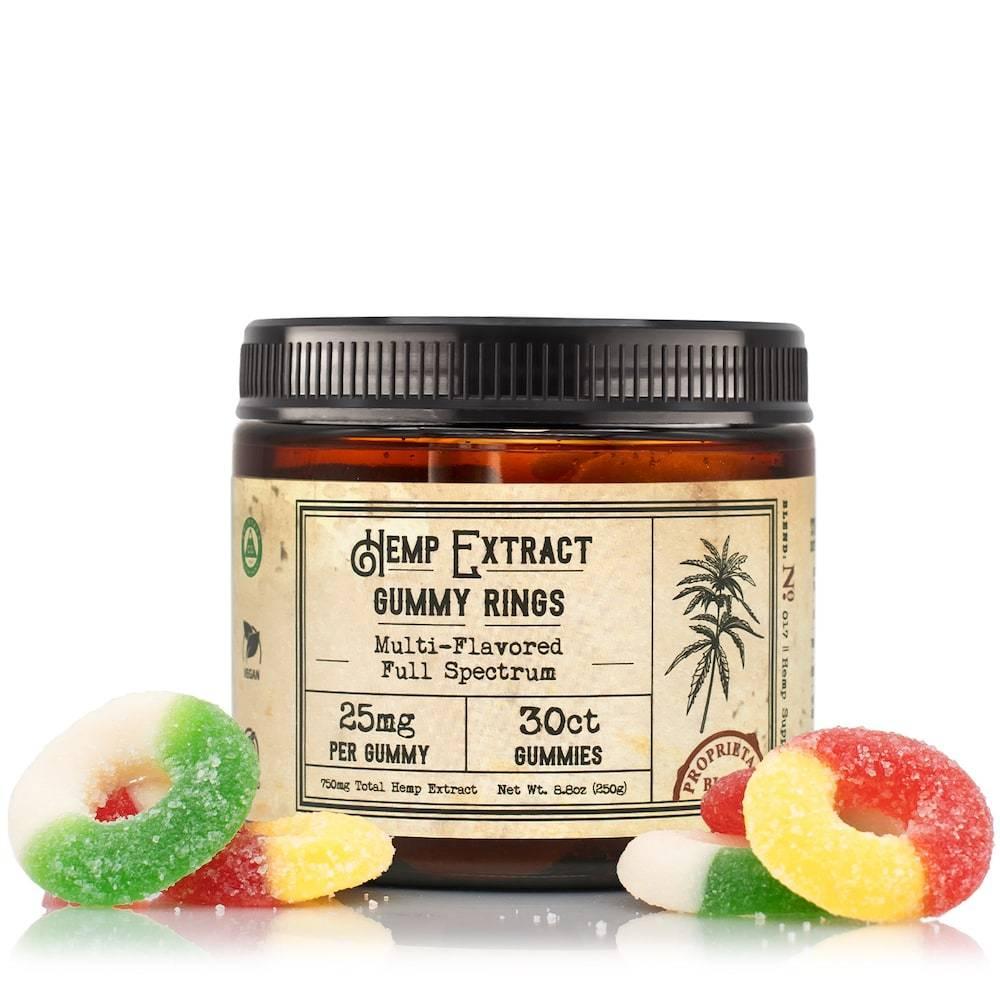 R + R Medicinals Gummies