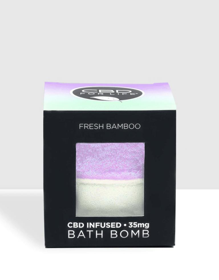 CBD for Life Bath Bombs